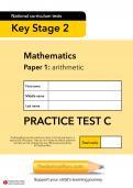 TheSchoolRun KS2 SATs maths practice test C