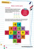 Make a number game