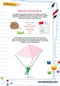 Make your own parachute