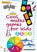 Cool Maths Games for kids learning pack