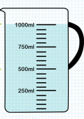 Converting measurements between millilitres and litres tutorial
