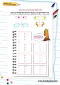 Non-verbal reasoning worksheet: Reflection