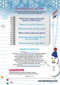 Observing the seasons: winter