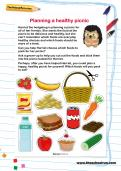 Planning a healthy picnic