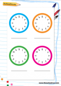 all Telling the time worksheets | TheSchoolRun