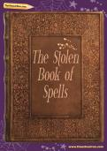 Reading comprehension pack (KS2): The Stolen Book of Spells cover