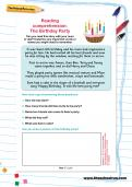 Reading comprehension: The Birthday Party