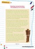 Reading comprehension: THE BUNDLE OF STICKS
