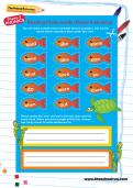 Reading tricky words (Phase 4 phonics) worksheet