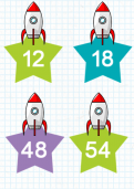 Counting in sixes tutorial