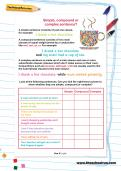 Simple, compound or complex sentence worksheet