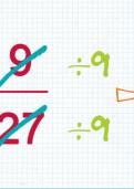 Simplifying fractions tutorial