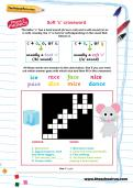 Soft 'c' crossword