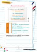 Speech marks practice