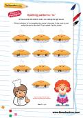 Spelling patterns: ie worksheet