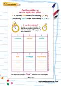 year 5 spelling worksheets theschoolrun. Black Bedroom Furniture Sets. Home Design Ideas