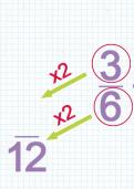 Subtracting fractions with different denominators tutorial