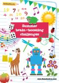 Summer brain-boosting challenges learning pack