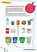 Understanding recycling activity