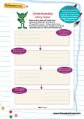 Understanding story maps
