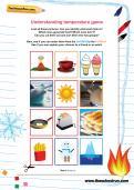 Understanding temperature game