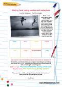 Writing task: using similes and metaphors