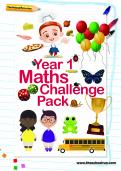 Year 1 Maths Challenge Pack