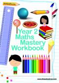 Year 2 Maths Mastery Workbook