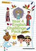 Year 4 English Challenge Pack
