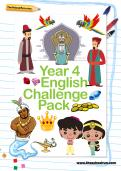 Year 4 English Challenge Pack