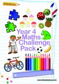 Year 4 Maths Challenge Pack
