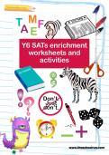 Y6 SATs enrichment activities, TheSchoolRun
