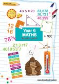 Year 6 maths booster pack