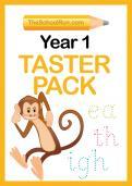 TheSchoolRun Year 1 worksheets taster pack