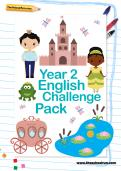 Year 2 English Challenge Pack