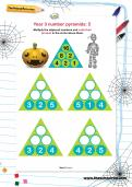 Year 3 number pyramids: 5