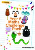 Year 5 Maths Challenge Pack