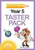TheSchoolRun Year 5 worksheets taster pack