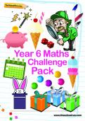 Year 6 Maths Challenge Pack