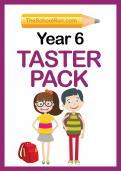 TheSchoolRun Year 6 worksheets taster pack
