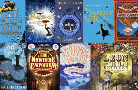 Best kids' books about magic for Harry Potter fans