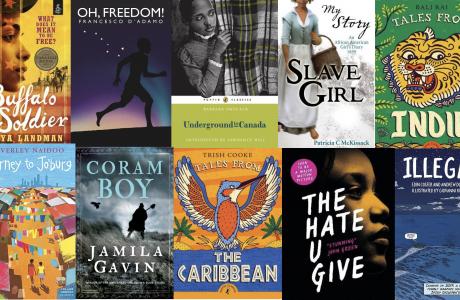 Best children's books about black history