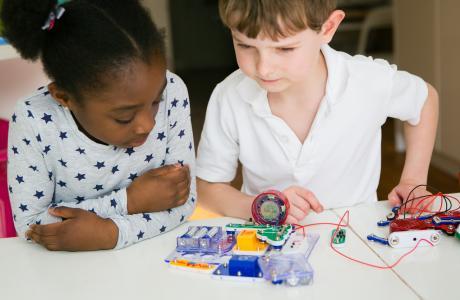 Best electronics sets for children