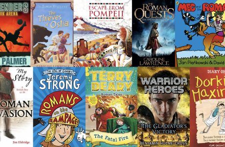 Best children's books about Ancient Rome