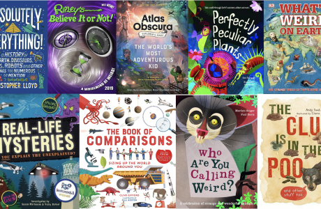 Best non-fiction curious facts books for children