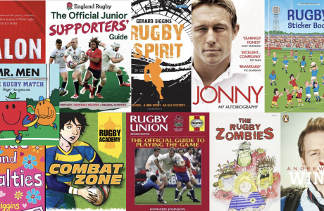 Best rugby books for children and teenagers