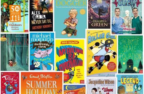 Best kids' books for summer 2017