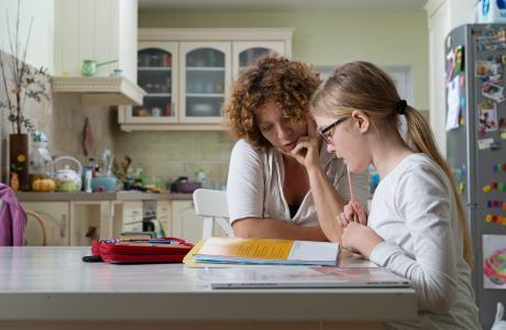 Motivating children to do homework