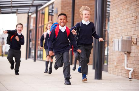 Supporting summer-born children at primary school