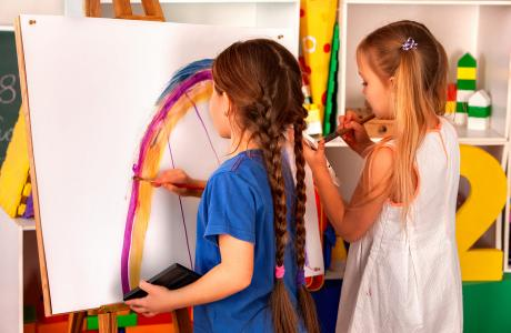 What is a school nursery?